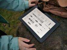 Lydredigering på iPad